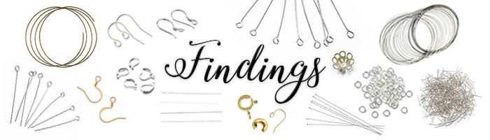 Metal & 925 Sterling Silver Findings