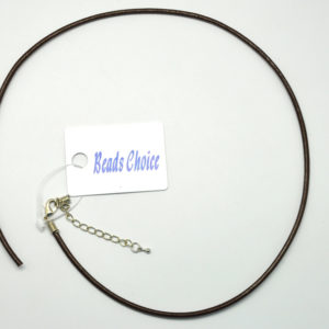 Leather String