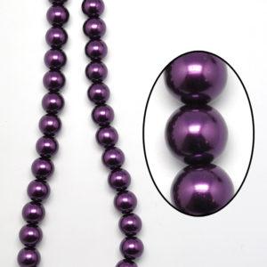 Glass Pearls 8mm
